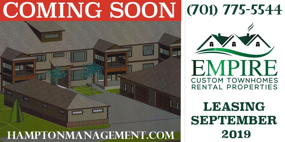 Empire Luxury Townhomes Grand Forks
