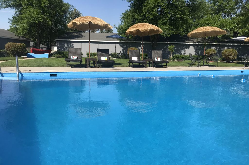 Carrington Court Swimming Pool