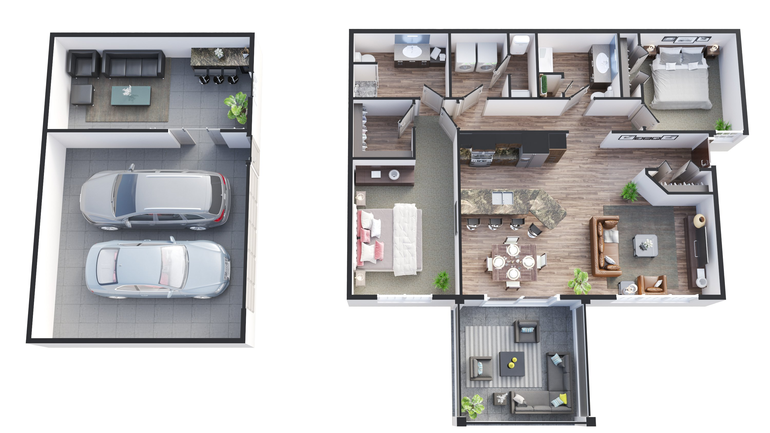 Empire 2 Bedroom Townhomes Grand Forks